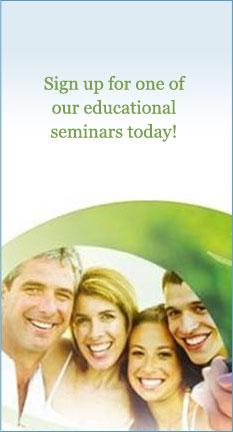 Health seminar signup
